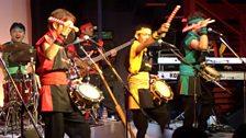 World Routes: Japan, Tokyo and Okinawa -  Rinken Band