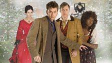 The Doctors, Miss Hartigan, Rosita and Cyberleader