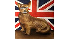 Ricky Cook - God Save the Queen Corgi