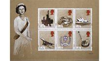 Kerto Koppel-Catlin - The Stamps of the Queen's 70s