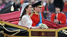 Royal Wedding: Prince William and Catherine Middleton, 29 April 2011