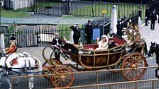 Royal Wedding : Andrew and Sarah Ferguson, 23 July 1986