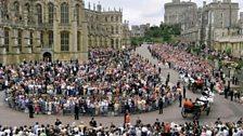 Royal Wedding: Prince Edward and Sophie Rhys-Jones, 19 June 1999