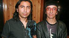Carlos Ivan Medina and Wilson Cifuentes