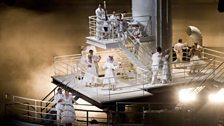 Production Image from The Passenger (c) Bregenzer Festspiele / Karl Foster