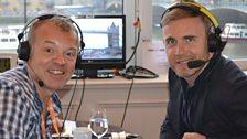 Gary Barlow joins Graham Norton