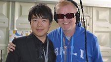 Lang Lang and Chris