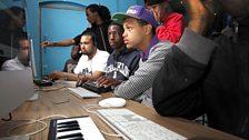 Build A Beat workshop