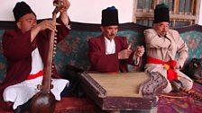 The Uighur people of Xinjiang