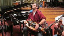 Nicolas Boulerice (hurdy-gurdy)