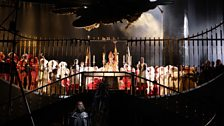 Bryn Terfel as Scarpia (c) Catherine Ashmore / The Royal Opera 2011