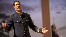 James Valenti as Pinkerton - (C) The Royal Opera / Mike Hoban 2011