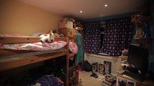 Joshua & Jessica's Bedroom - Before