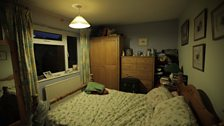Sarah & Paul's bedroom - Before