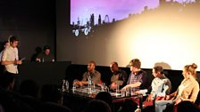 Film and TV Q&A