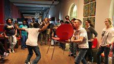 Comedy Workshop