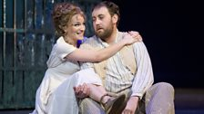 Kate Lindsey as Zerlina and Matthew Rose as Masetto
