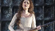 Ruxandra Donose as Donna Elvira