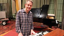 John Paul Jones at the Hammond Organ