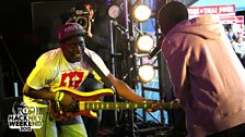 Isaac Danquah at Hackney Weekend 2012