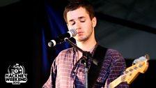 Arthur Beatrice at Radio 1's Hackney Weekend 2012