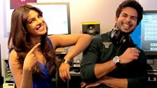 Priyanka Chopra and Shahid Kapoor