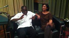 Samba Mapangala with Lopa Kothari