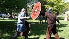 Viking battle charge!