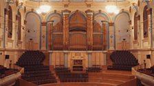 Inside Ulster Hall