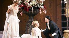 Lydia Rathkolb (Ida), Daniela Fally (Adele), Zoryana Kushpler (Prinz Orlofsky)