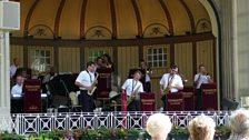 The Bad Kissingen Kurkonzert perform