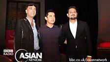 Raj&Pablo with Aamir Khan