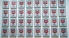 Campbell's Soup Cans (1962)