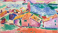 The Roofs of Collioure (1905)