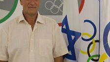 Israeli Olympic Committee secretary general Efraim Zinger