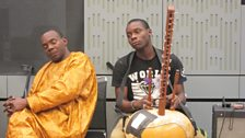 Toumani Diabaté and Sidiki Diabaté