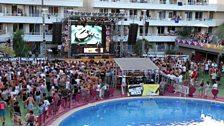 1Xtra live in Majorca