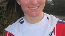Sarah Storey, formidable swimmer, cyclist and multiple gold medallist at the Paralympic Games