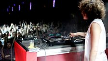 Annie Mac at Sonar 2012
