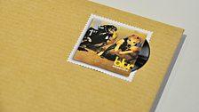 Parklife - a first class album on a first class stamp