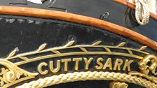 The Legendary Cutty Sark