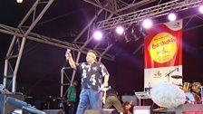 Shawkat at Baishakhi Mela 2012