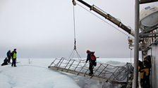 Boarding The Iceberg