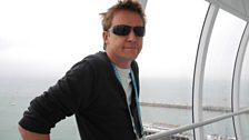 Simon goes up the Weymouth Sea Life Tower, the latest tourist attraction of the town