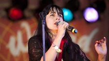 WOMAD 2012: Claudia Aurora