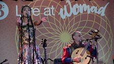 WOMAD 2012: A Moving Sound