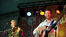 WOMAD 2012: Breabach