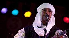 WOMAD 2012: Abdallah Oumbadougou