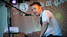 WOMAD 2012: Arthur Jeffes of Sundog