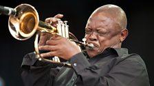 WOMAD 2012: Hugh Masekela